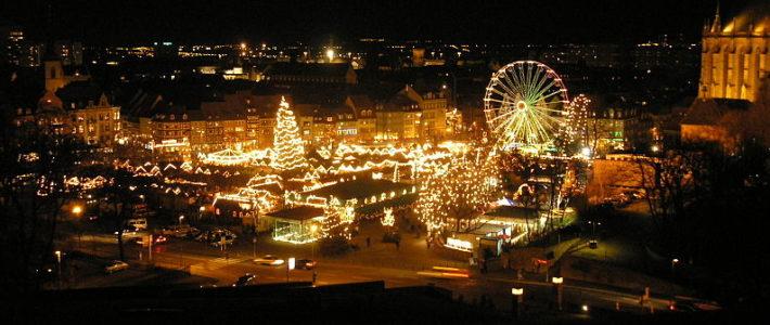Erfuter Weihnachtsmarkt