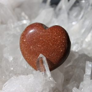 Goldfluss Herz