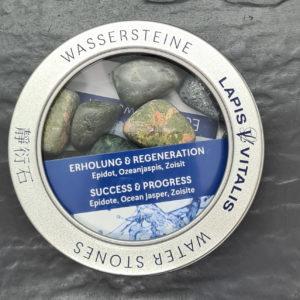 Wassersteine Erholung und Regeneration