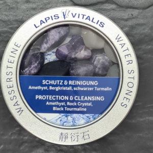 Wassersteine Schutz und Reinigung