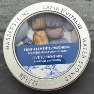 Wassersteine Fünf Elemente Mischung