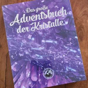 """Adventskalender """"Das große Adventsbuch der Kristalle"""""""